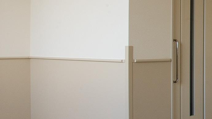 壁見切り材