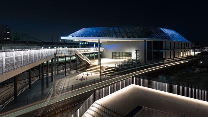 LED建築照明